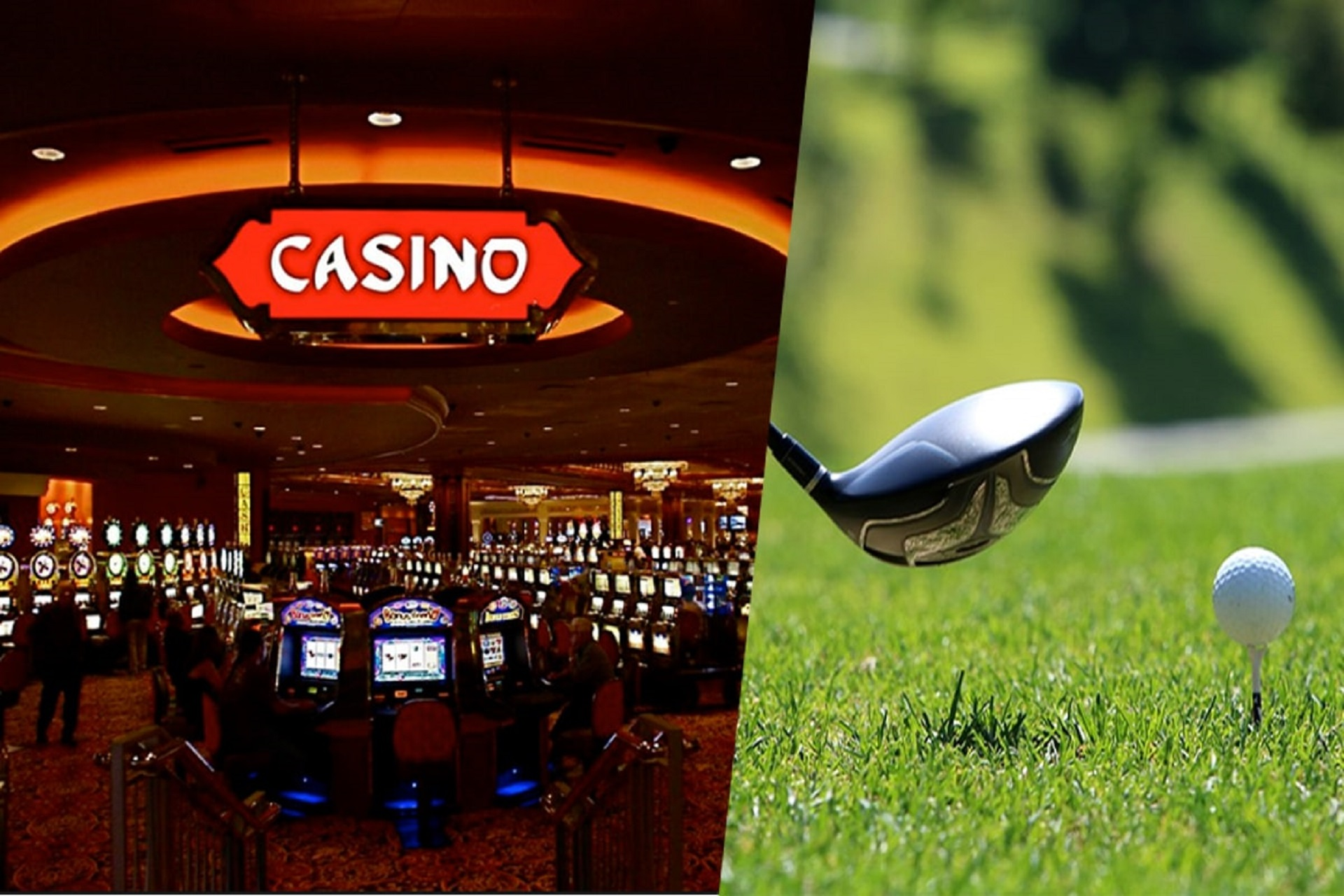 Some more golfing resorts where you can gamble till you drop