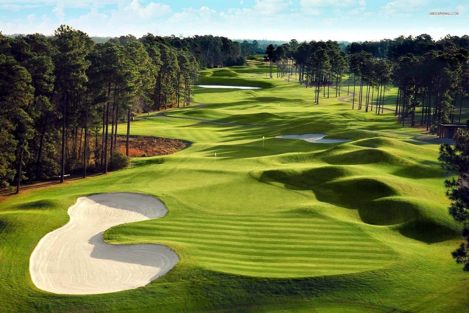 The top luxury golf course hotels in the world